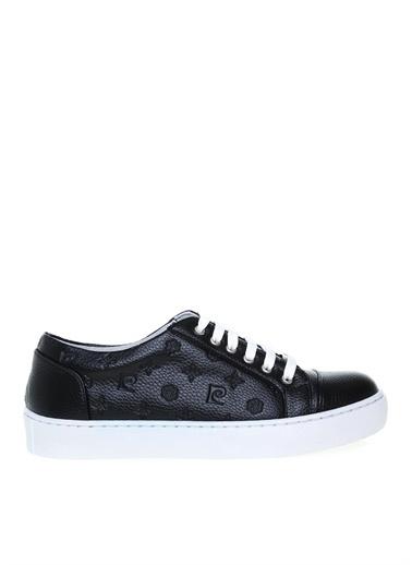 Pierre Cardin Pierre Cardin Siyah Sneaker Siyah